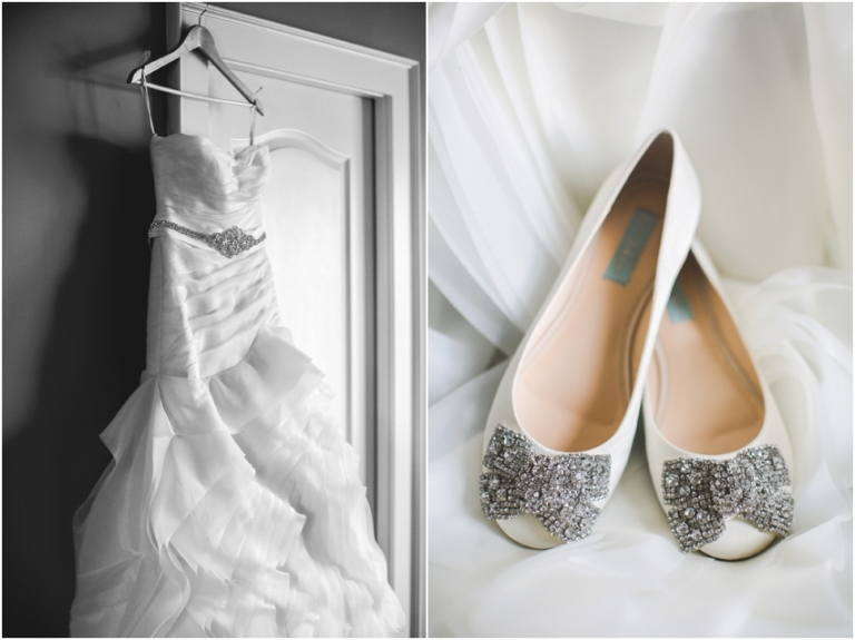 Lora & Thadd | Onesto Grand Hotel Wedding Photographer Canton, Ohio
